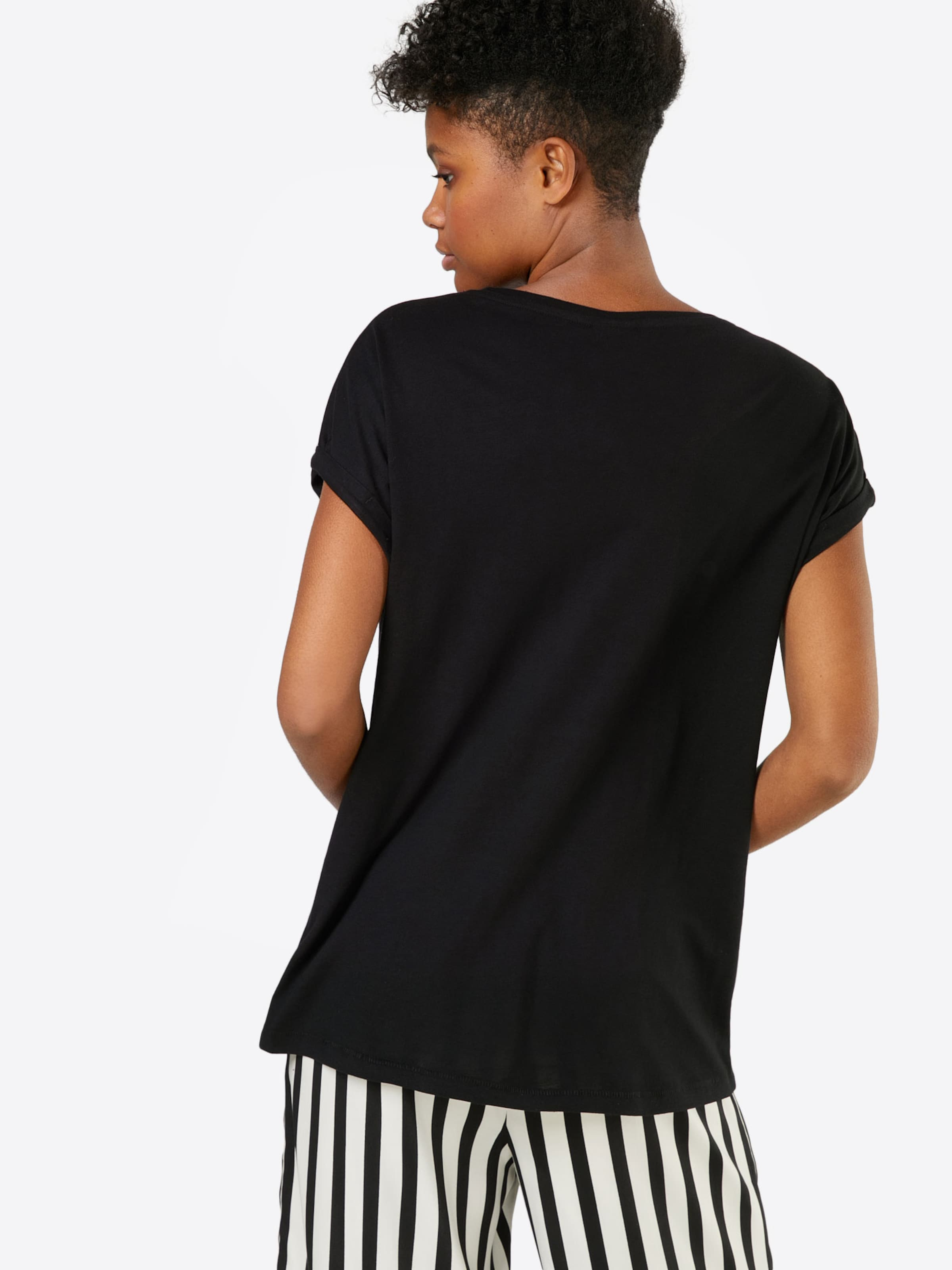 Urban Schwarz Extended Tee' Classics 'ladies In Shirt Shoulder lTFKJ31c