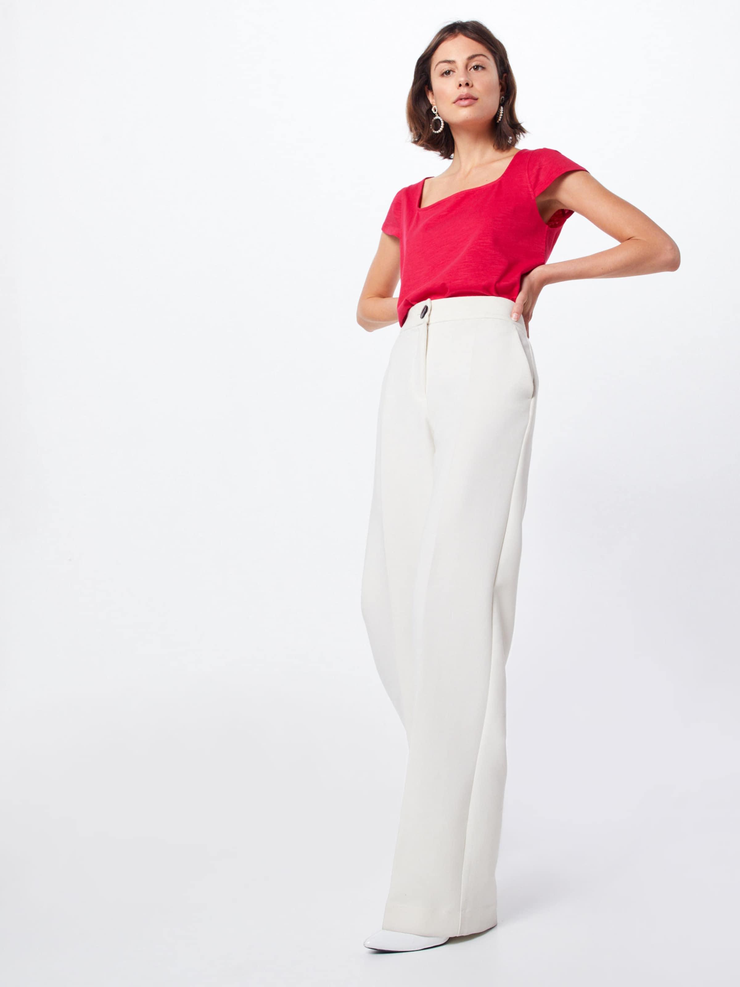 oliver Red T Label En Crème S shirt kXuPiZ