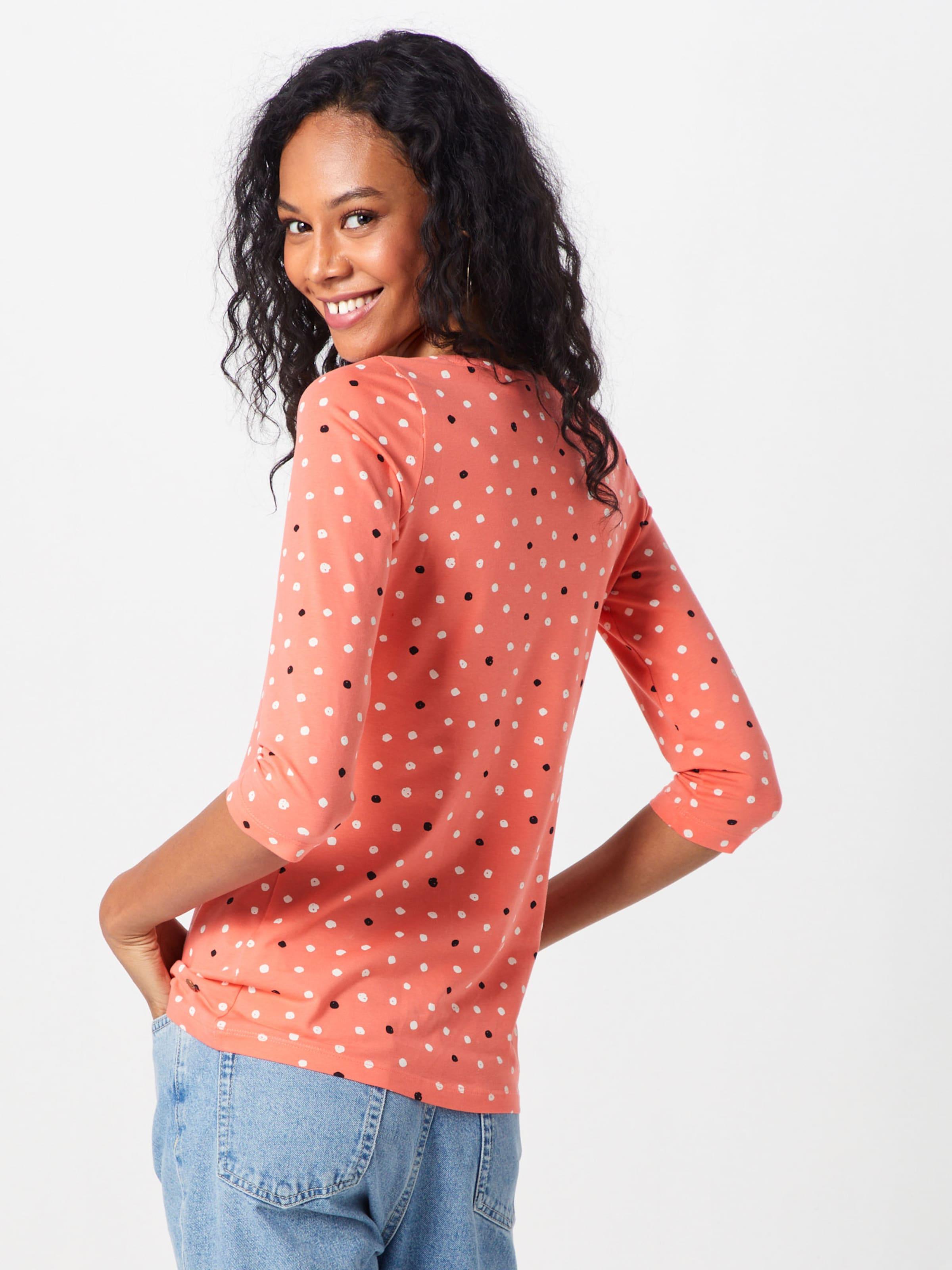 shirt Aop En Esprit T Tee 'eos Corail T shirts' PZuTXikO