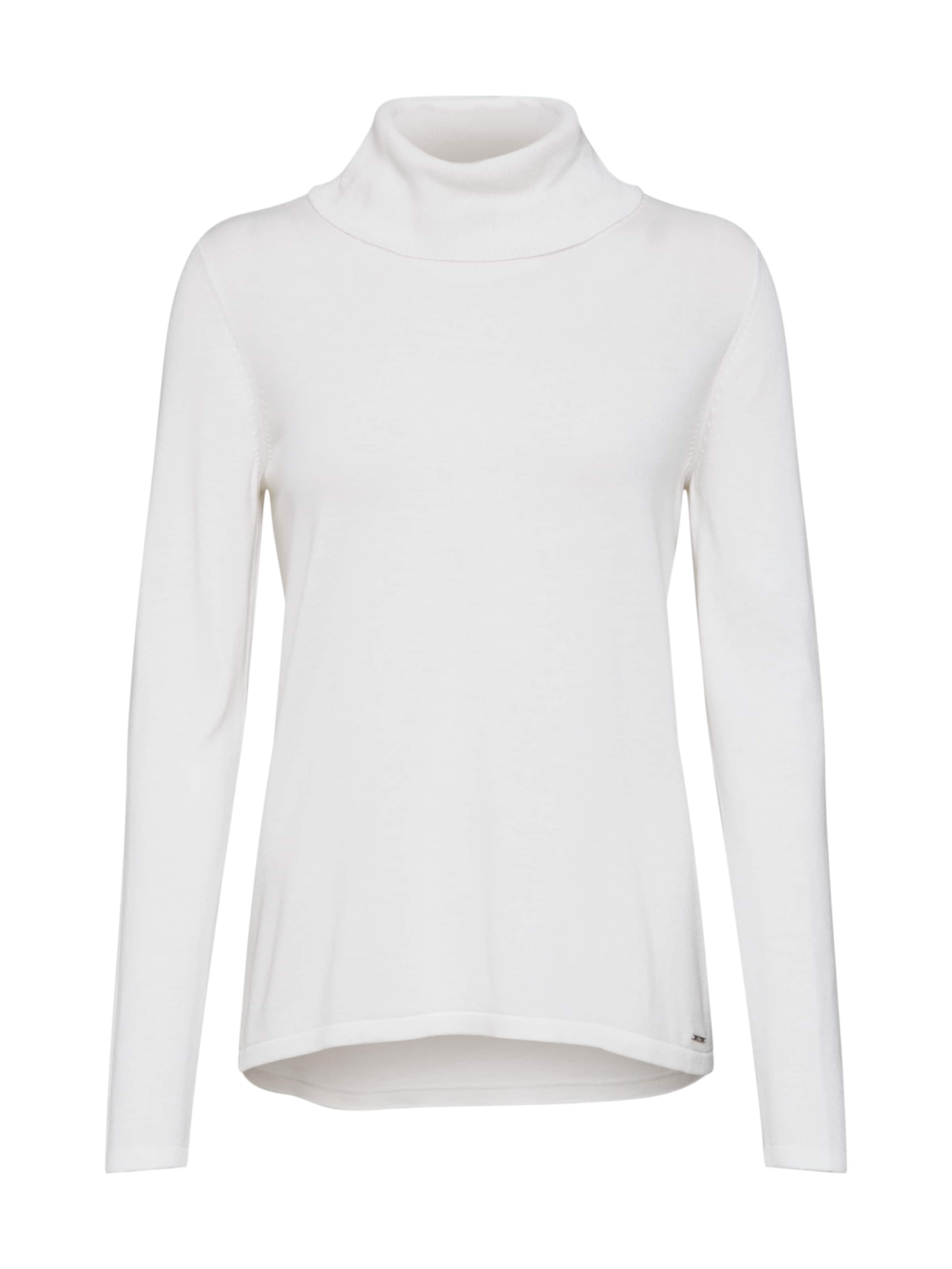 Label Pullover Red S In oliver Offwhite wkXnP0O8