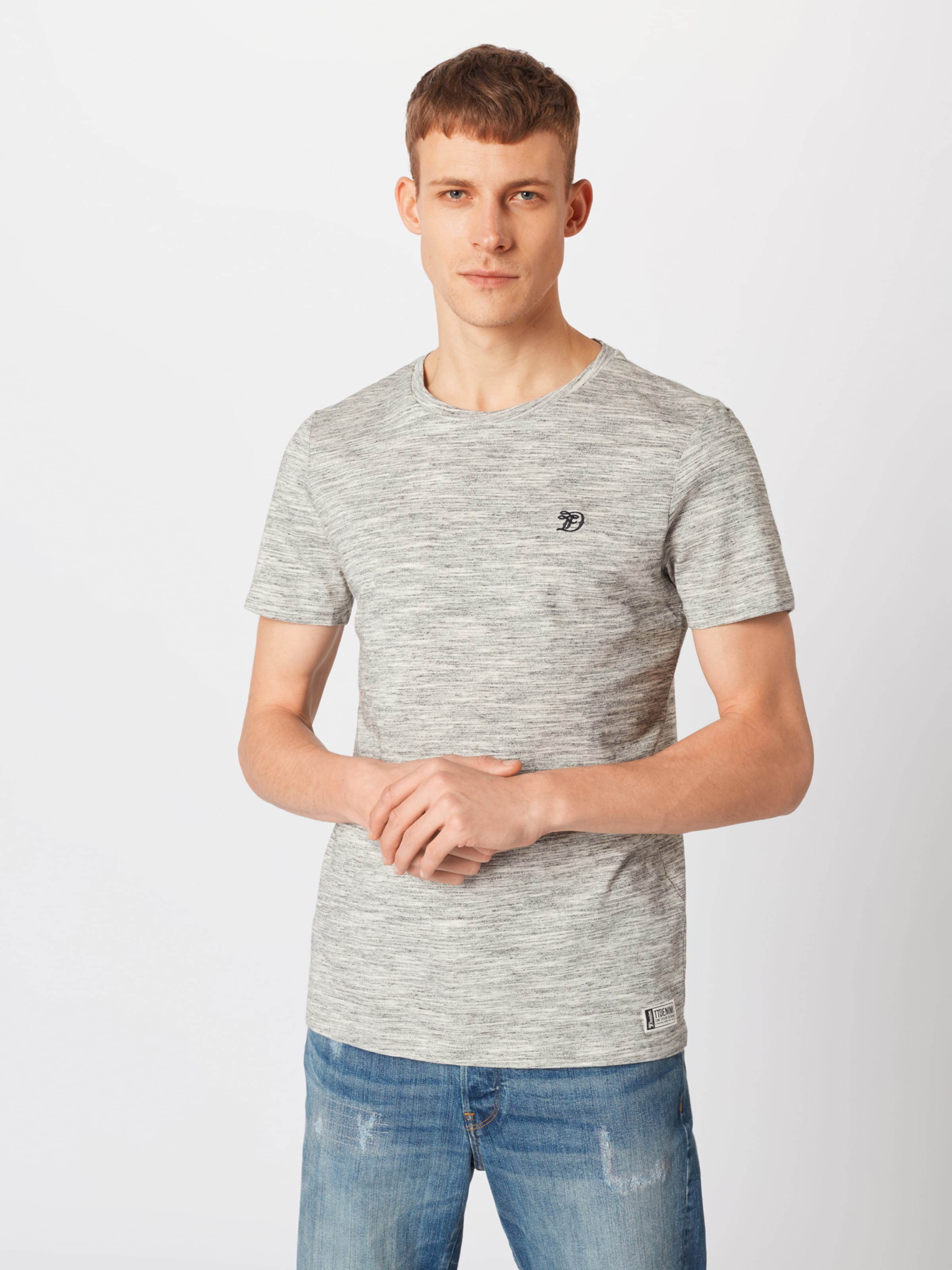 Tailor Denim En Tom T Écru shirt N0OZ8nPwkX