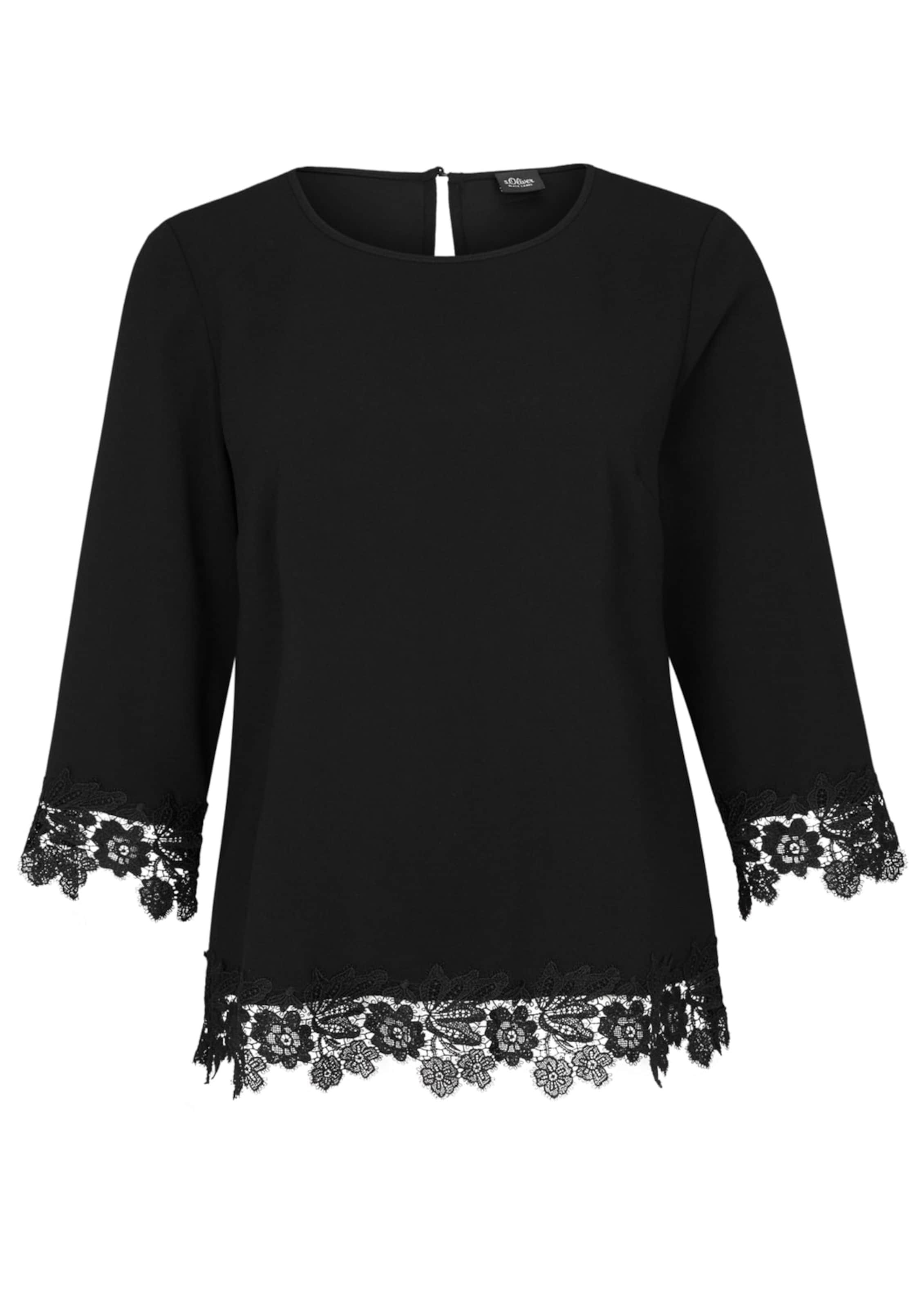 oliver Label Black S Bluse In Schwarz zVpGqSLMjU