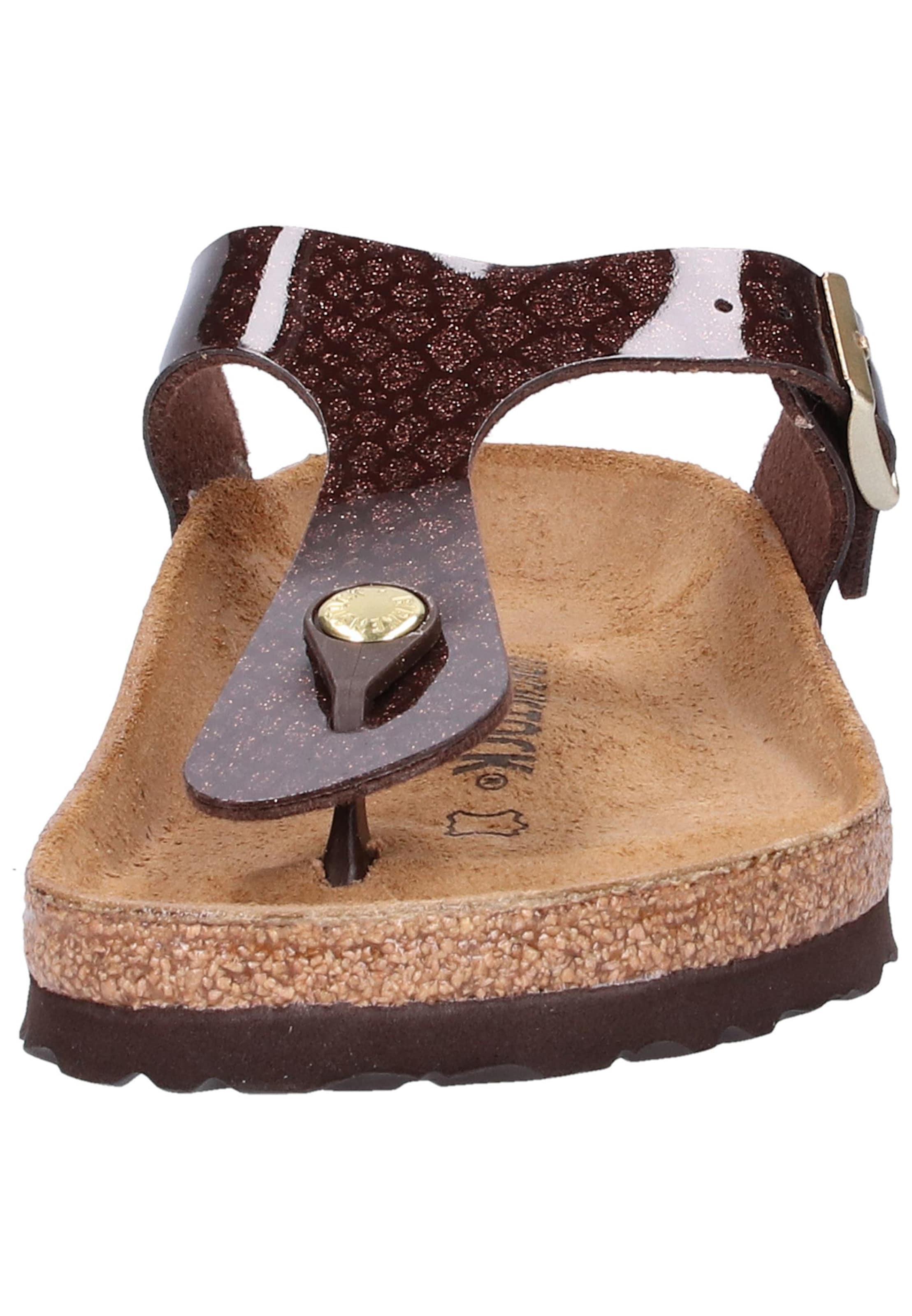'gizeh' En D'orteils Séparateur Birkenstock Chocolat y8n0mOvNw