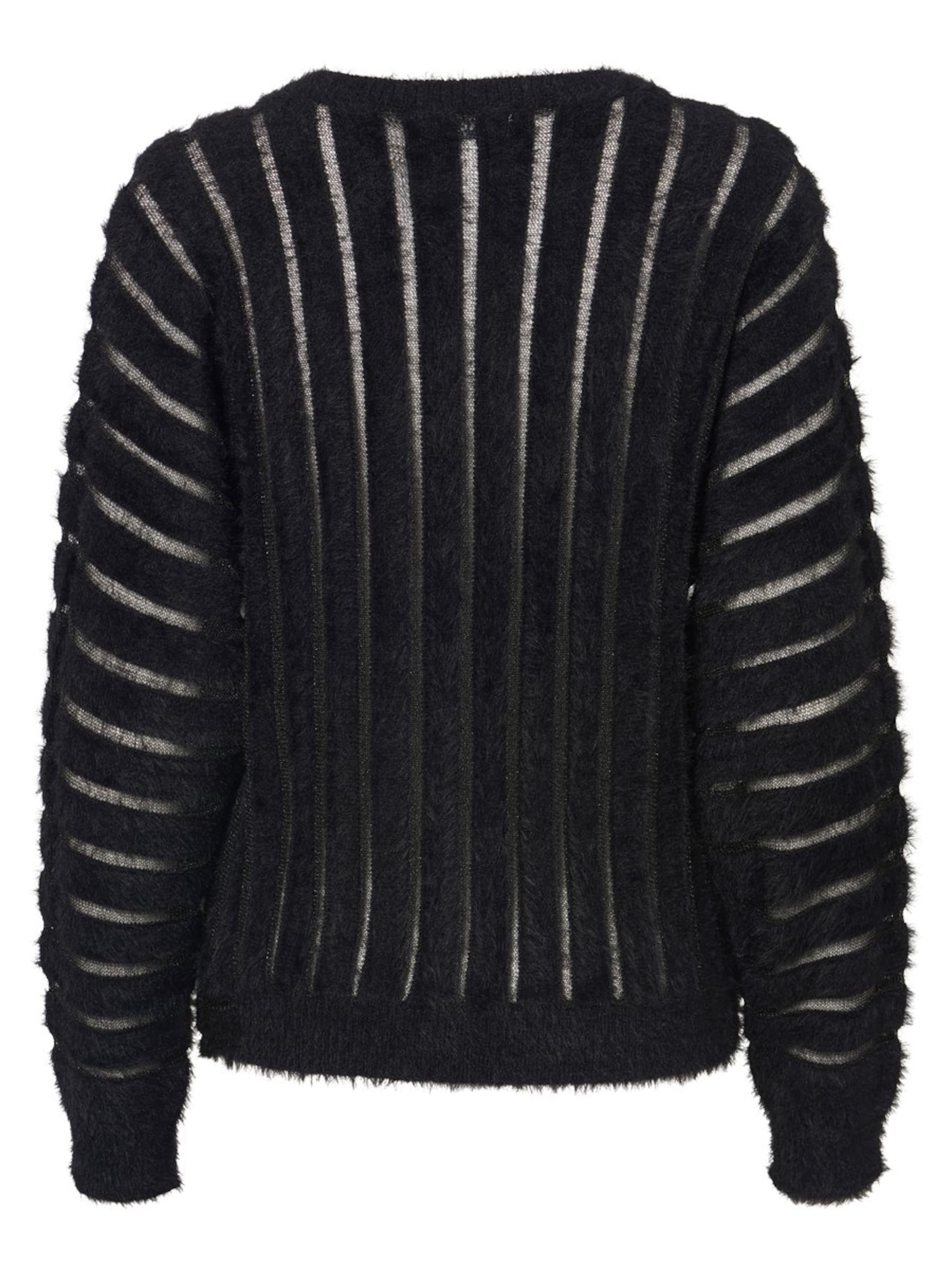 Pieces Pullover Pullover Pullover SchwarzSilber Pieces Pieces In In In SchwarzSilber In SchwarzSilber Pieces Pullover cRLjq354A