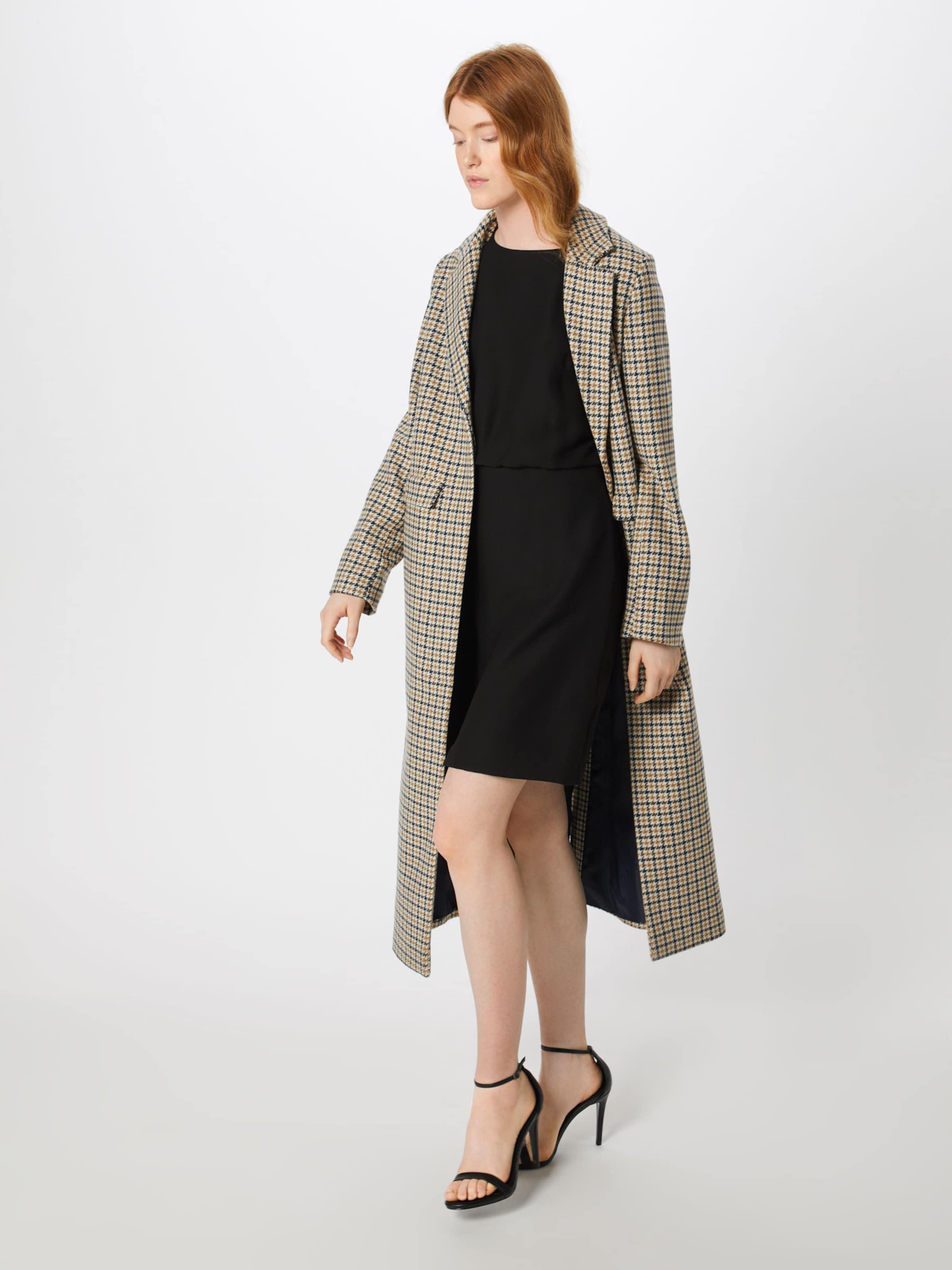 'ss Drape Dress' Back Republic Robe En Fnf Banana Noir fgvyYb76mI