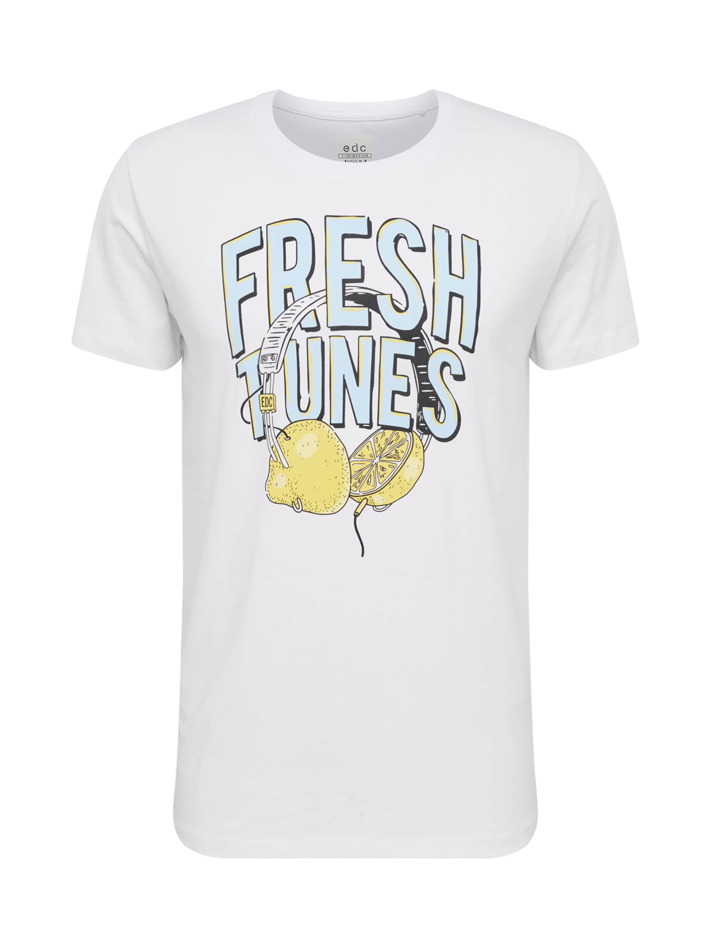 shirt Blanc En By Esprit Edc T 2ED9WHI