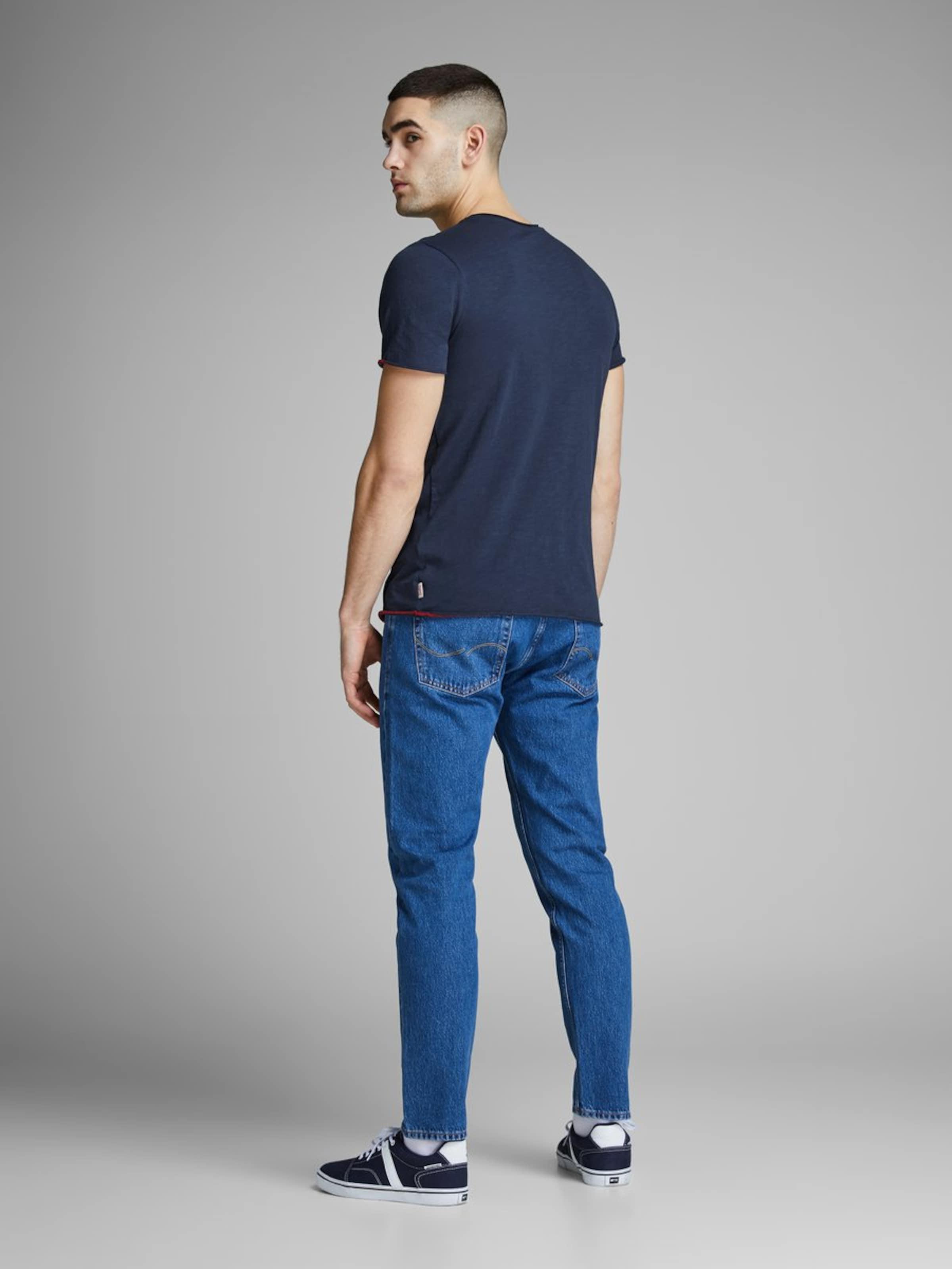 Jackamp; T NuitGris En Bleu shirt Jones Menthe wXN8nOkP0Z
