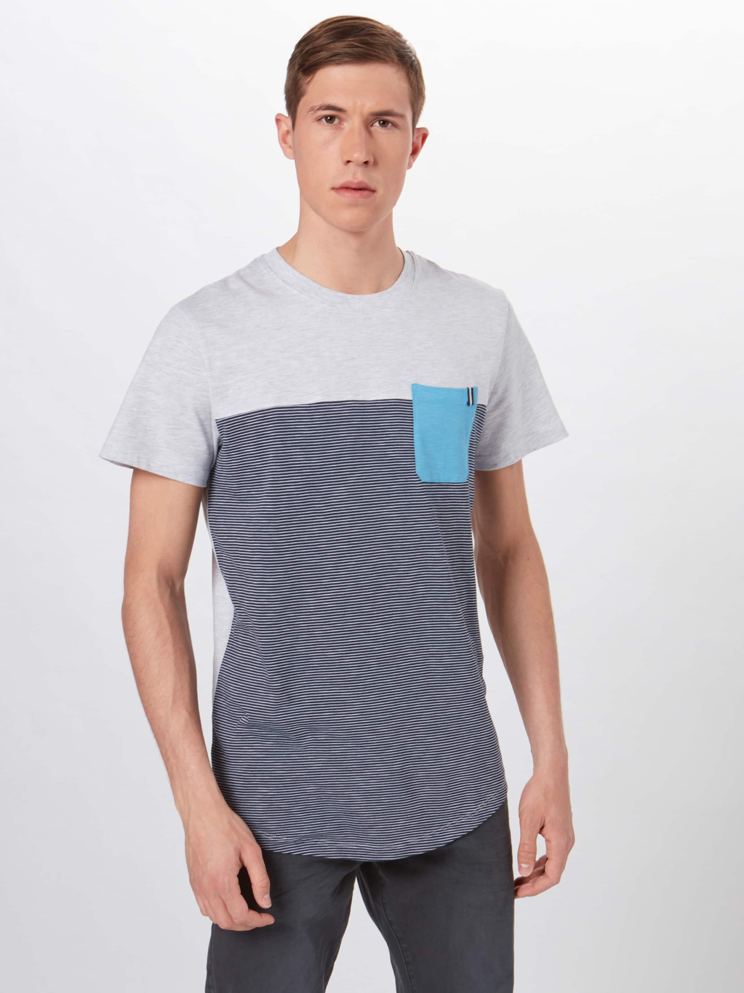 shirt FoncéGris Jackamp; Clair 'cosect' Bleu En T Jones Aq4Lc35jR