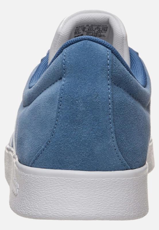 ADIDAS ORIGINALS 'VL Court 2.0' Sneaker in blau