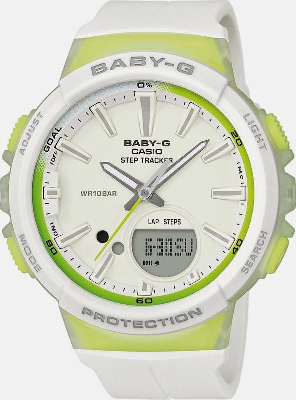 CASIO 'Baby-G' Chronograph 'BGS-100-7A2ER'