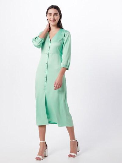 modström Kleid 'Caysa' in jade, Modelansicht