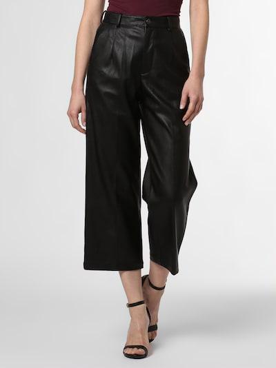 Marie Lund Hose in schwarz, Modelansicht