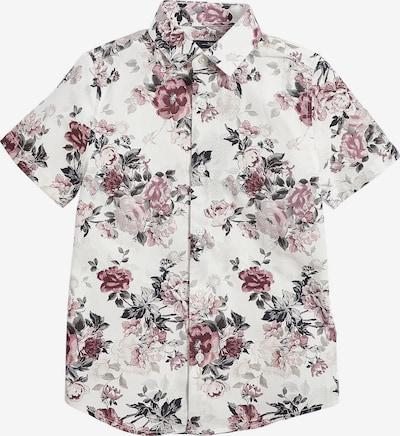 NEXT Hemd in mischfarben / weiß, Produktansicht