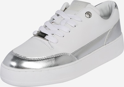 MEXX Sneaker 'Eliza' in silber / weiß, Produktansicht