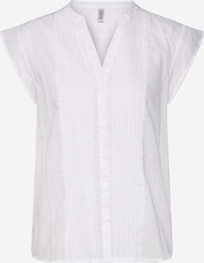 Soyaconcept Blusenshirt in weiß, Produktansicht