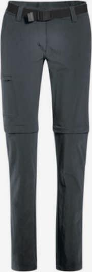 Maier Sports Hose in anthrazit, Produktansicht