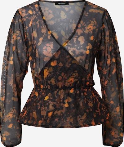 Trendyol Bluse in schwarz, Produktansicht
