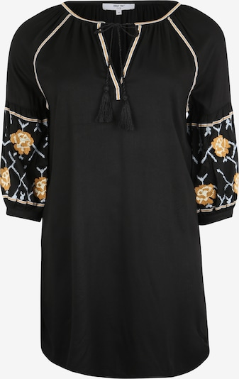 ABOUT YOU Curvy Jurk 'Ida' in de kleur Zwart, Productweergave