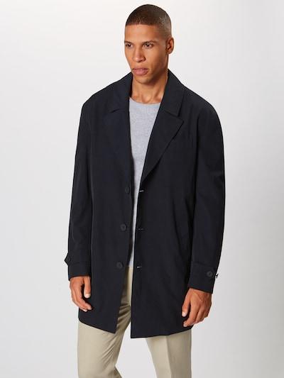Palton de primăvară-toamnă 'SUNT' DRYKORN pe albastru cobalt, Vizualizare model