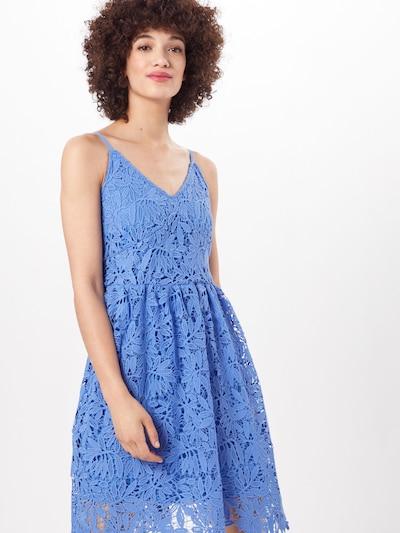 VERO MODA Letní šaty 'Luna' - světlemodrá, Model/ka