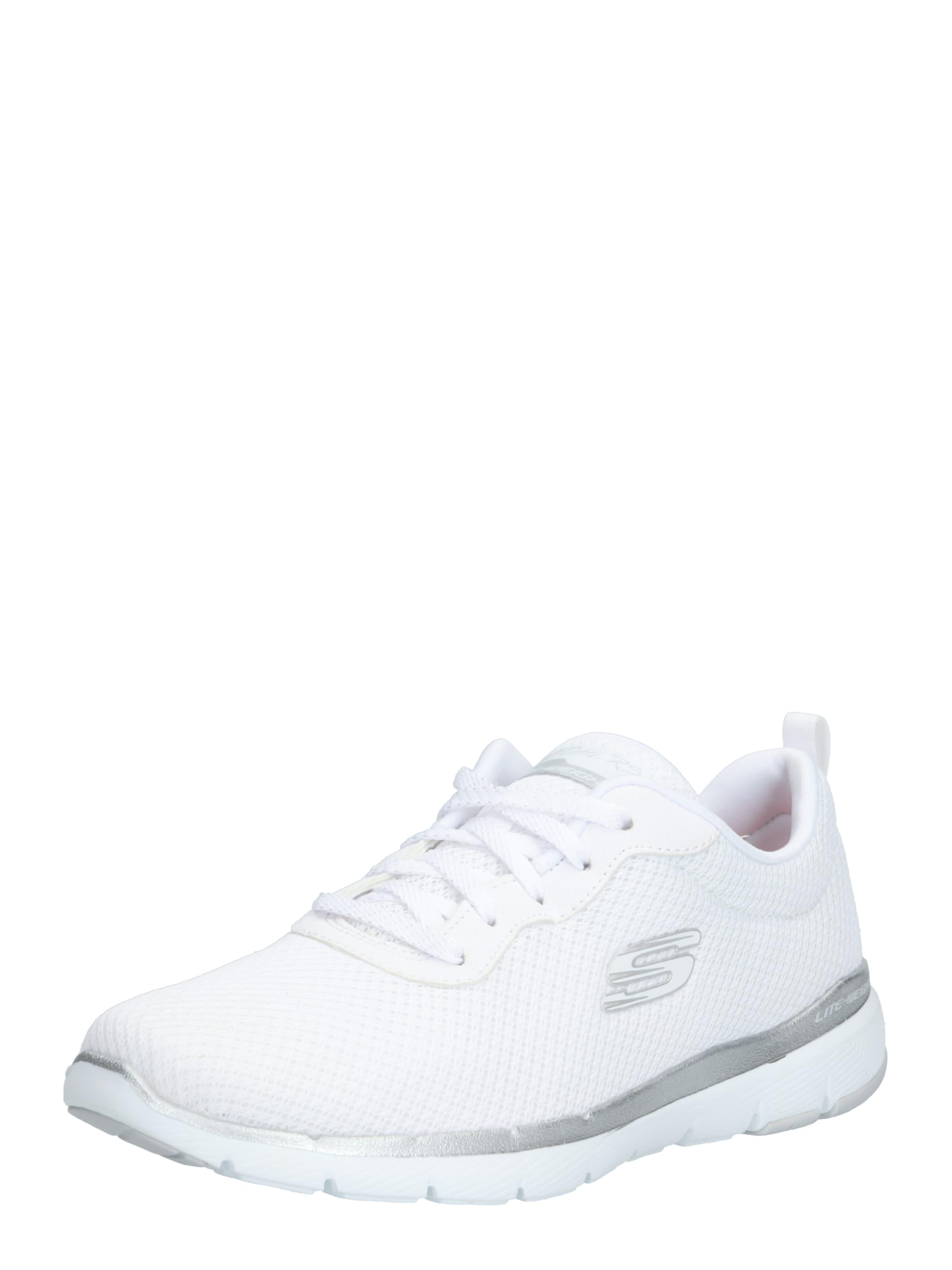3 'flex Blanc Basses En 0' Skechers Baskets Appeal Y7bv6gfy