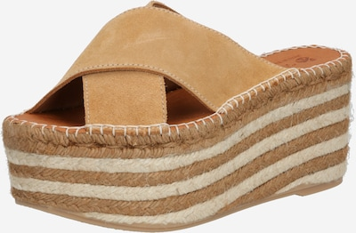 MACARENA Sandale 'YOKO34' in beige, Produktansicht