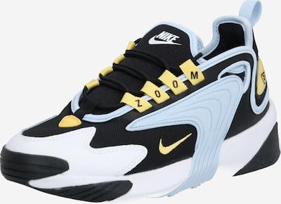 Sneaker bassa 'Nike Zoom 2K' Nike Sportswear di colore blu chiaro / oro / nero, Visualizzazione prodotti