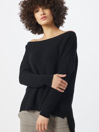 Farina Opoku Pullover 'Mina' in schwarz, Modelansicht