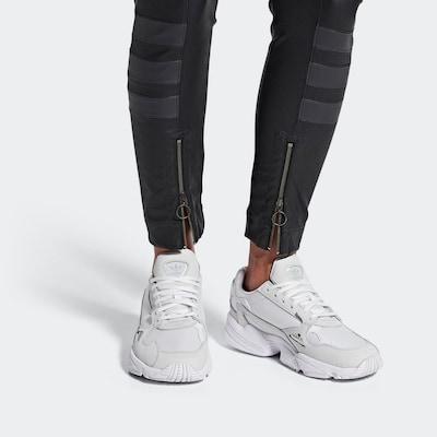ADIDAS ORIGINALS Sneaker in hellgrau / weiß, Modelansicht
