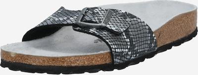 BIRKENSTOCK Papuče 'Madrid Python' - sivá / čierna, Produkt