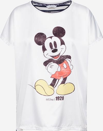 Frogbox Shirt 'Mickey' in weiß, Produktansicht