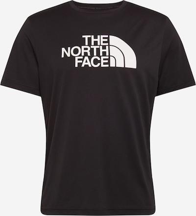 THE NORTH FACE Functioneel shirt 'Tanken' in de kleur Zwart / Wit, Productweergave