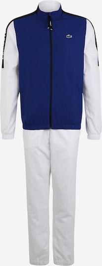 Lacoste Sport Sporta tērps pieejami zils / balts, Preces skats
