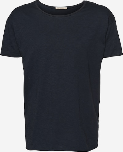 Nudie Jeans Co Shirt 'Roger Slub' in de kleur Navy, Productweergave