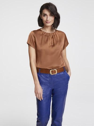 Palaidinė iš heine , spalva - karamelės, Modelio vaizdas