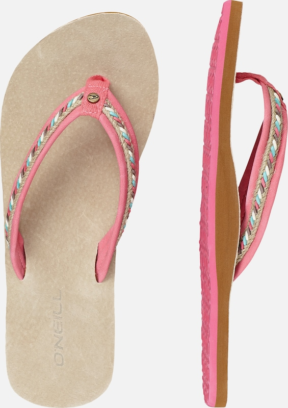 O'NEILL Sandale Sandale Sandale 'FW NATURAL FLOPS' 34e315
