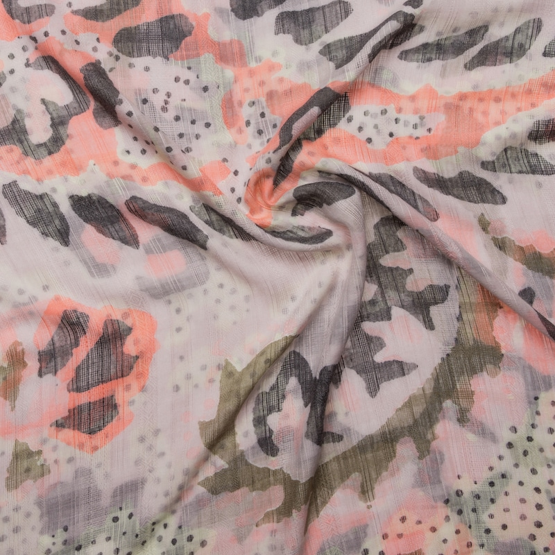 Codello Scarf With Graphic Pattern