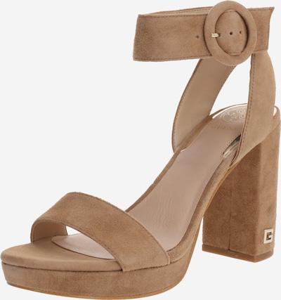 Sandalai 'BRENDY' iš GUESS , spalva - smėlio, Prekių apžvalga