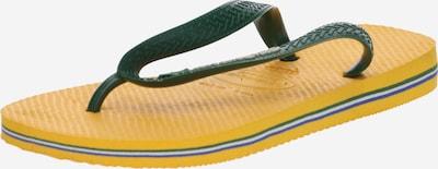 HAVAIANAS Žabky 'Brasil' - žlté, Produkt