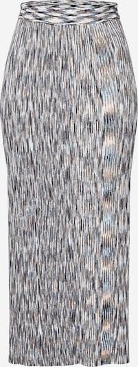 JUST FEMALE Spódnica 'Pira' w kolorze szary / mieszane kolorym, Podgląd produktu