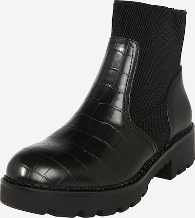 BUFFALO Enkellaarsjes 'Mika' in de kleur Zwart, Productweergave
