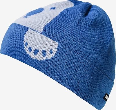 Eisbär Mütze in blau / weiß, Produktansicht