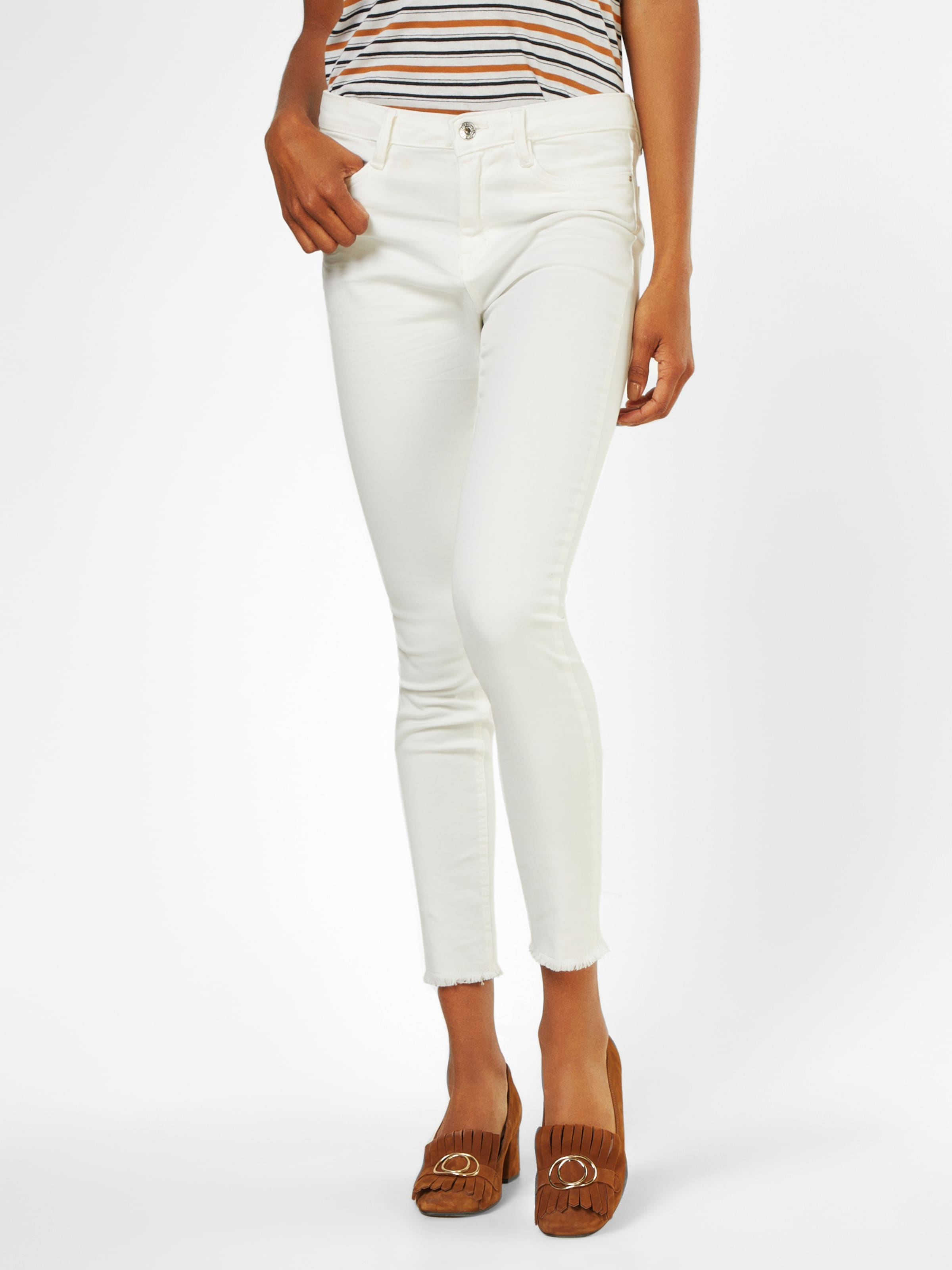 Tailor Denim 'nela' Hose In Tom Offwhite drChQts
