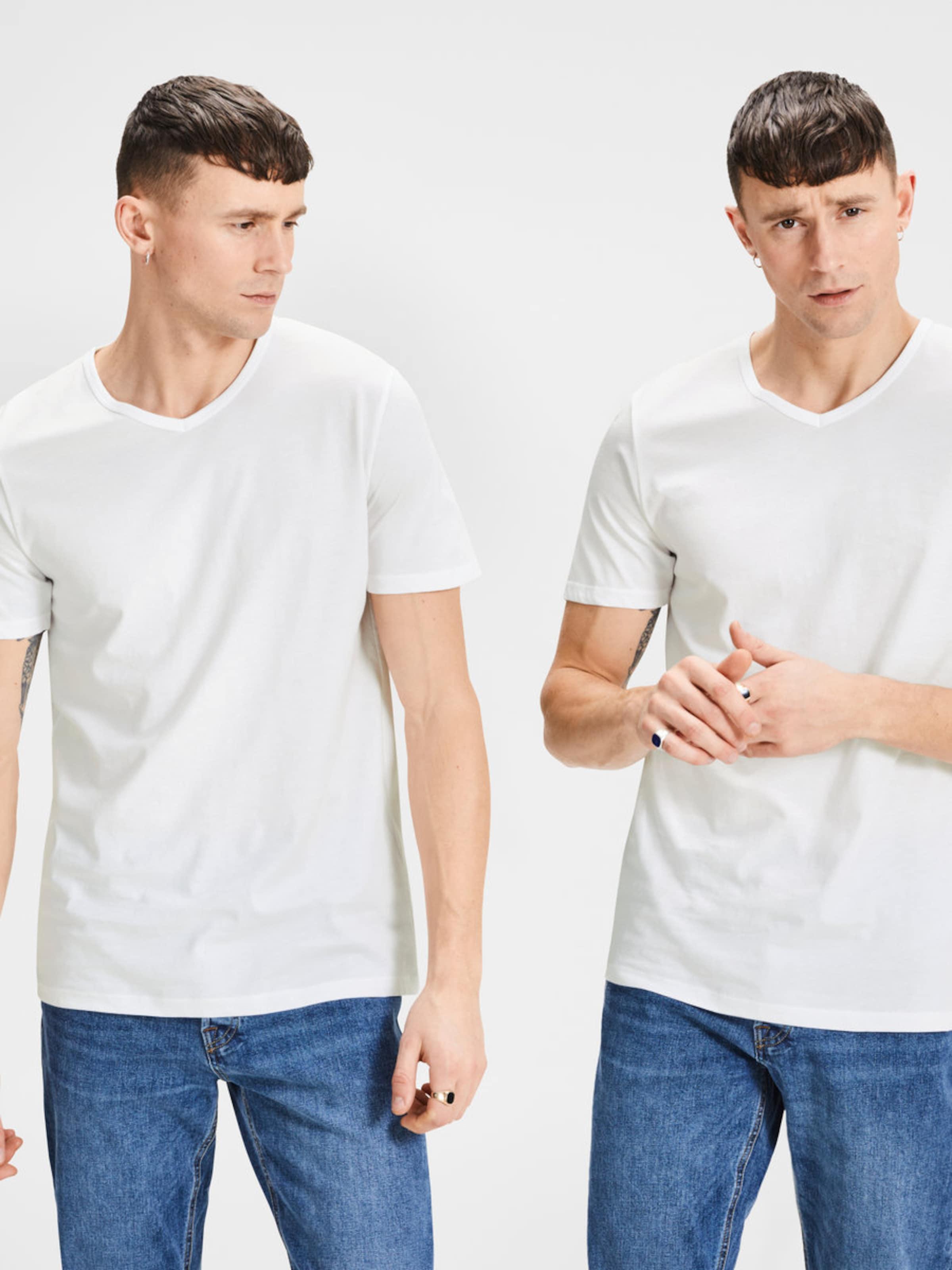 JACK & JONES T-Shirt Kaufen Sie Günstig Online Preis Angebote Günstig Online Offiziell Billige Nicekicks Rabatt-Spielraum Store 56iIrvU