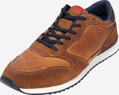 LLOYD Sneaker 'EDMOND' in braun / cognac, Produktansicht