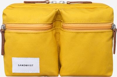 SANDQVIST Heuptas 'Paul' in de kleur Geel, Productweergave