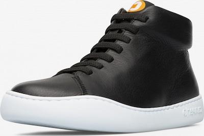 CAMPER Sneaker 'Peu' in schwarz: Frontalansicht