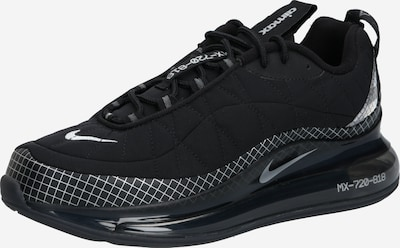 Nike Sportswear Nizke superge | črna / bela barva, Prikaz izdelka