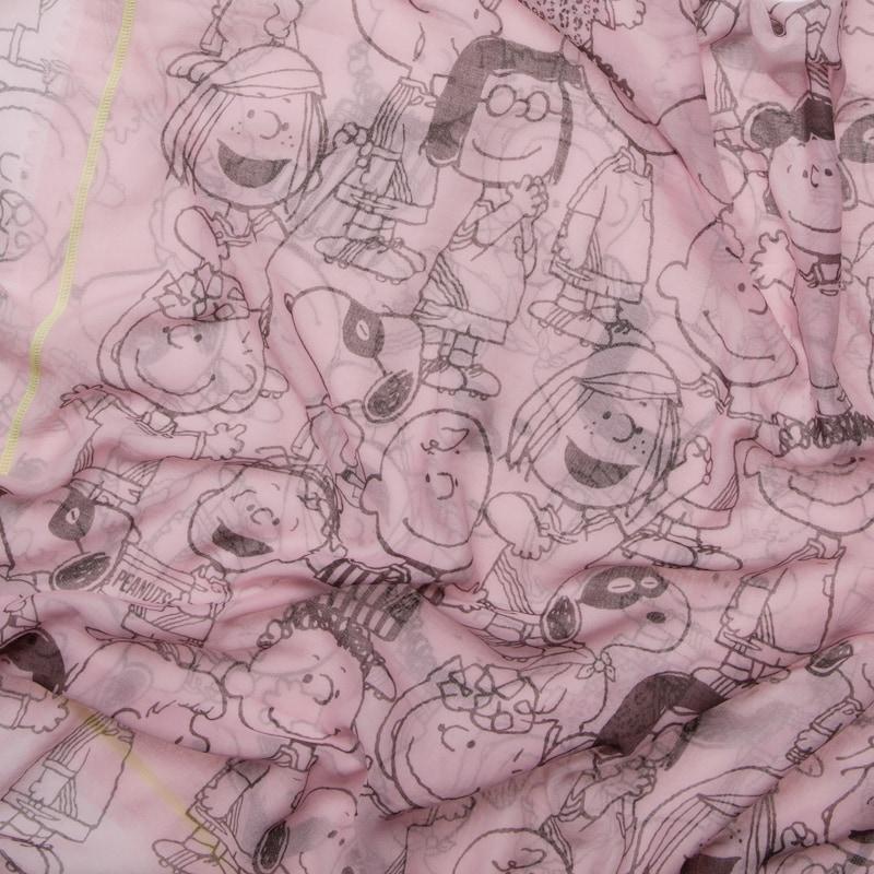 CODELLO Schal mit Peanuts-Muster