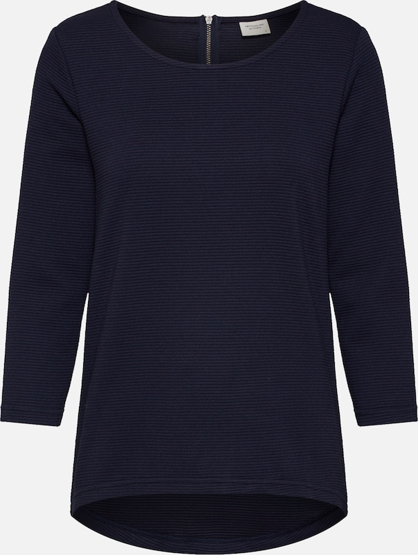 JACQUELINE de YONG Pullover in marine: Frontalansicht